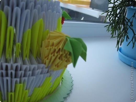 Вот мой тортик с начинкой из клубнички,лимона,апельсинки и ананаса-попробуйте Вам понравится! фото 5