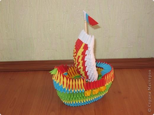 Кораблик радужный! фото 2
