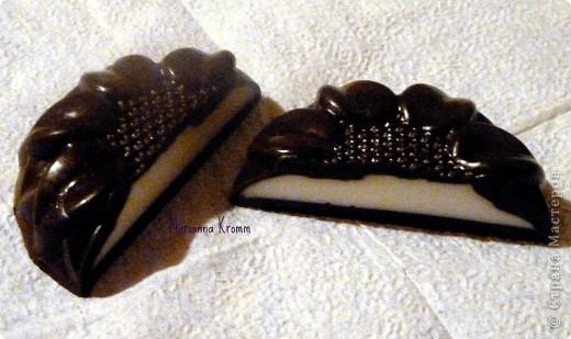Мармелад, делается просто из прозрачной окрашенной основы (красила пищевыми красителями), обваляла в сахарном песке фото 8