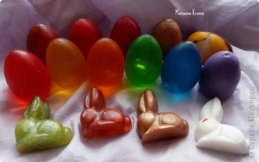 Пыталась мыльные камни яйца фото 2