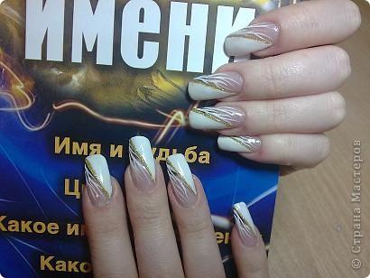 Ногти-это моё!Я самоучка!Все работы тоже мои!Я наращиваю акрилом и рисую!Всем приятного просмотра!))))))))) фото 2