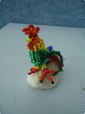 Петушок - золотой гребешок фото 2