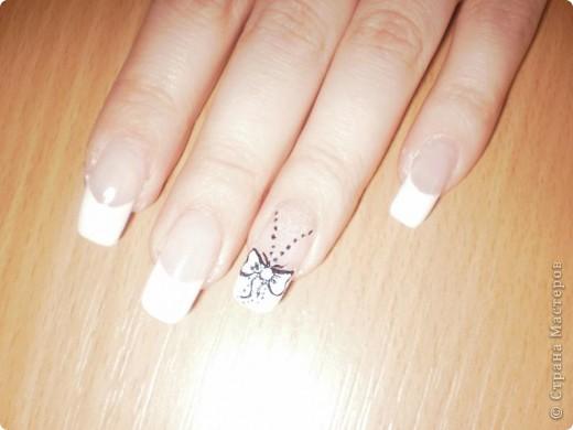 Ногти-это моё!Я самоучка!Все работы тоже мои!Я наращиваю акрилом и рисую!Всем приятного просмотра!))))))))) фото 5