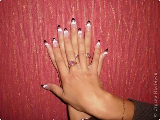 Ногти-это моё!Я самоучка!Все работы тоже мои!Я наращиваю акрилом и рисую!Всем приятного просмотра!))))))))) фото 16