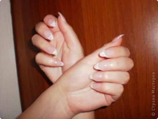 Ногти-это моё!Я самоучка!Все работы тоже мои!Я наращиваю акрилом и рисую!Всем приятного просмотра!))))))))) фото 21