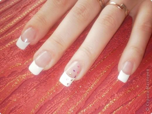 Ногти-это моё!Я самоучка!Все работы тоже мои!Я наращиваю акрилом и рисую!Всем приятного просмотра!))))))))) фото 26
