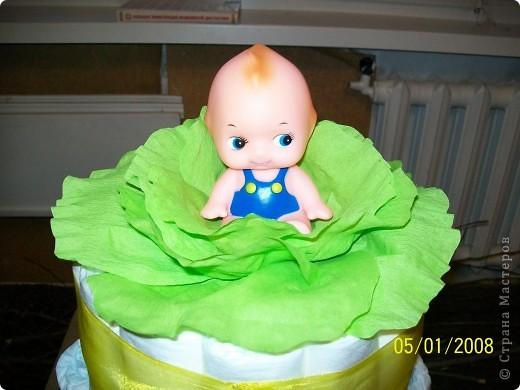 лялька в капусте  фото 1
