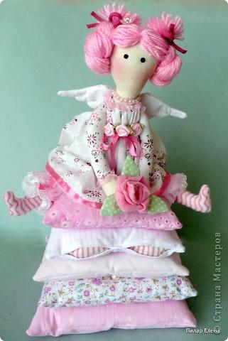 Принцесса на горошине (в подарок принцессе) фото 2