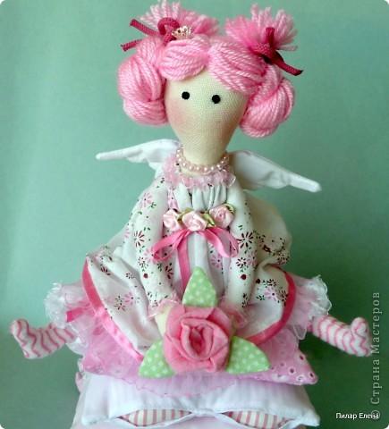 Принцесса на горошине (в подарок принцессе) фото 1