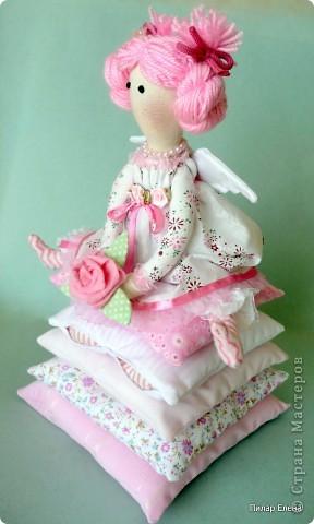 Принцесса на горошине (в подарок принцессе) фото 3