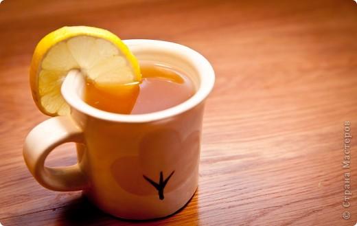 Горячий пряный напиток