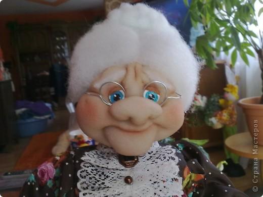 Интелегентная бабушка Мила! Когда мои детки увидели её то сказали: Какая же она миленькая! Поэтому решили назвать её Мила. фото 6