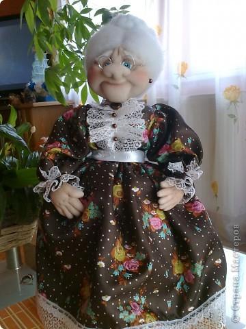 Интелегентная бабушка Мила! Когда мои детки увидели её то сказали: Какая же она миленькая! Поэтому решили назвать её Мила. фото 5