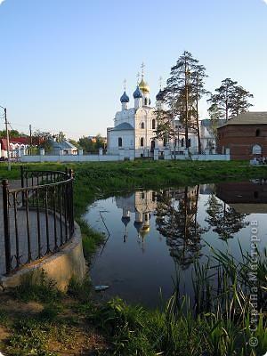 Церковь Георгия победоносца. г. Дедовск. Московская область. фото 1