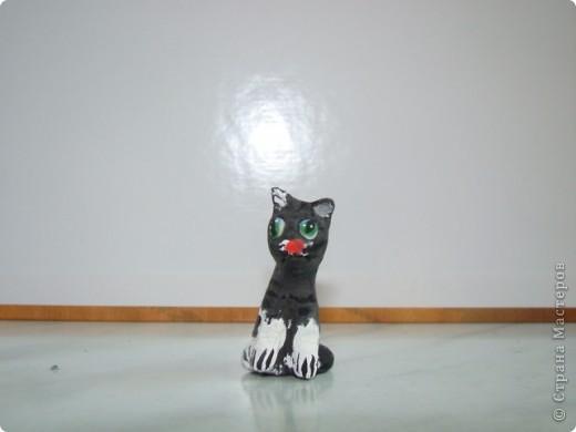 котёнок Кузя Щучкин рыжый нос. фото 1
