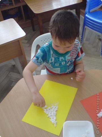 Работы детишек, 5 лет фото 4