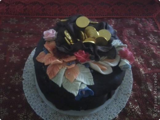 Мой новый торт подруге на день рождение фото 1