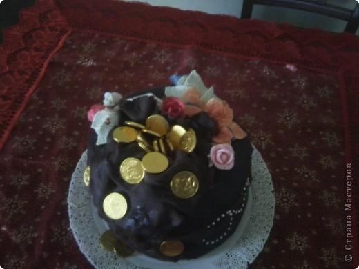 Мой новый торт подруге на день рождение фото 3