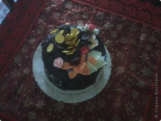 Мой новый торт подруге на день рождение фото 4