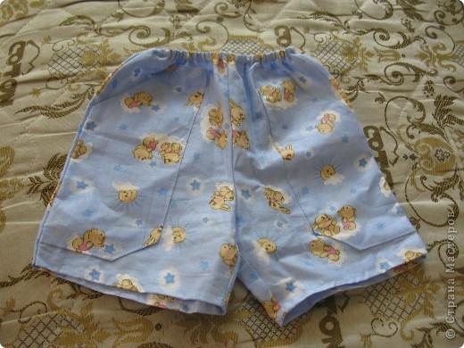 """Снова одежка для сыночка или """"Остапа понесло""""))) фото 3"""