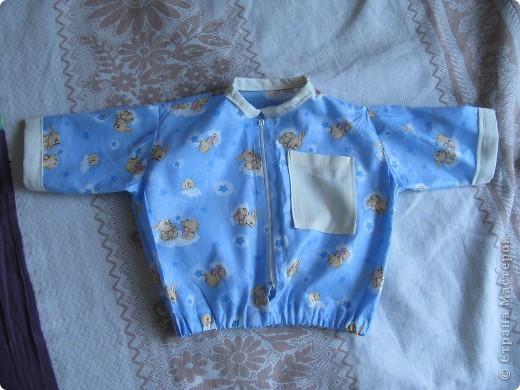"""Снова одежка для сыночка или """"Остапа понесло""""))) фото 2"""
