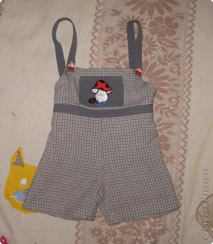 """Снова одежка для сыночка или """"Остапа понесло""""))) фото 1"""
