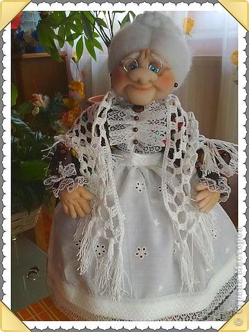 Интелегентная бабушка Мила! Когда мои детки увидели её то сказали: Какая же она миленькая! Поэтому решили назвать её Мила. фото 4