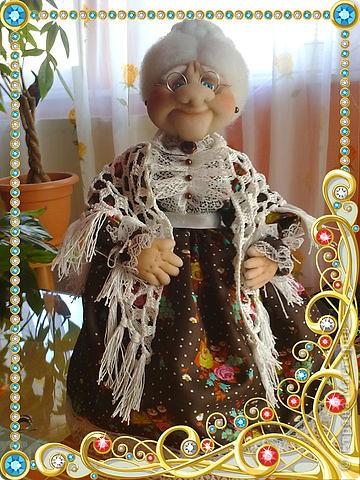 Интелегентная бабушка Мила! Когда мои детки увидели её то сказали: Какая же она миленькая! Поэтому решили назвать её Мила. фото 1