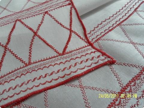 Шьем Хлебосольный рушник - шитье.