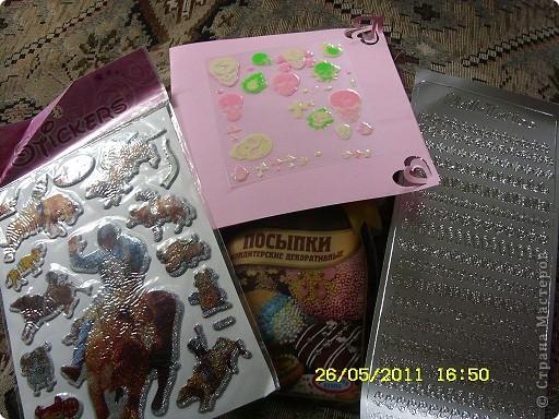 Сегодня мы получили посылочку от Танюши(Кубика) http://stranamasterov.ru/user/26607 вот такая ракушка,она такая красивая-даже жалко положить её в аквариум фото 7