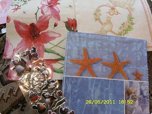 Сегодня мы получили посылочку от Танюши(Кубика) http://stranamasterov.ru/user/26607 вот такая ракушка,она такая красивая-даже жалко положить её в аквариум фото 6