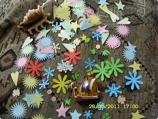 Сегодня мы получили посылочку от Танюши(Кубика) http://stranamasterov.ru/user/26607 вот такая ракушка,она такая красивая-даже жалко положить её в аквариум фото 5