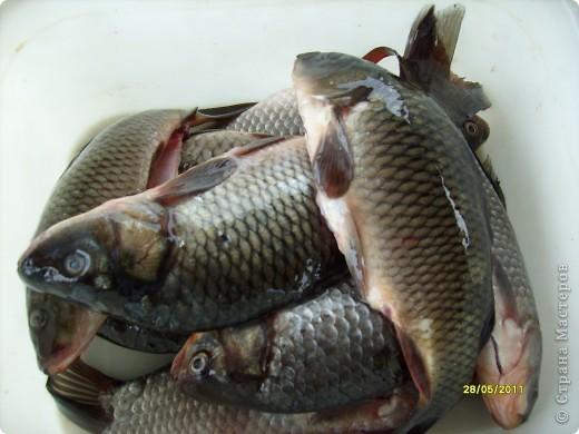 Разрешите мне сегодня побаловать вас ( и себя, любимую) рыбкой копченой........... фото 3