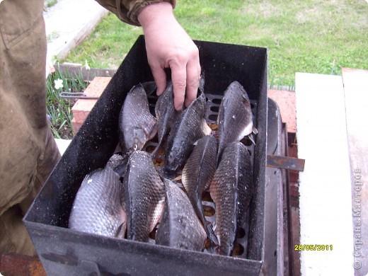 Разрешите мне сегодня побаловать вас ( и себя, любимую) рыбкой копченой........... фото 7