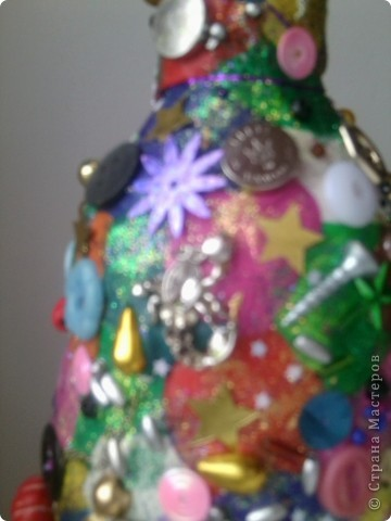 Пластилиновая бутылочка фото 3