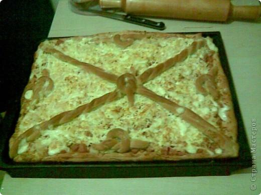 Вот такой пирог хочу предложить. фото 1