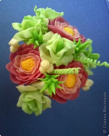 ранункулюсы и розы фото 2