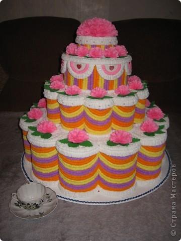 Торт на выпускной фото 2