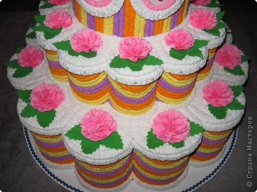 Торт на выпускной фото 4