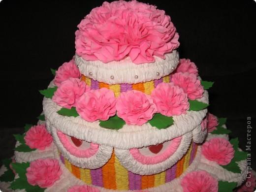 Торт на выпускной фото 5
