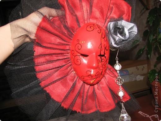маска!!!!!!!!!!! закончиный вариант фото 1