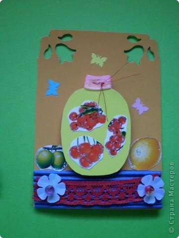 Вот такие баночки с фруктами, очень вкусно зимой. фото 4