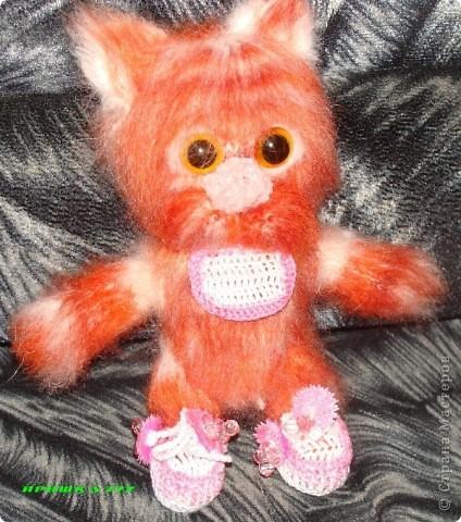 игрушка,вязаная.авторская. фото 1