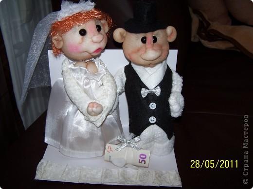 свадебныи подарок фото 1