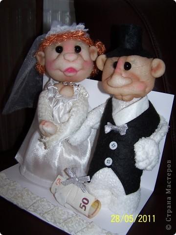 свадебныи подарок фото 2