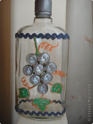 Идея со стеклянными камушками подсмотрена в Инете фото 2