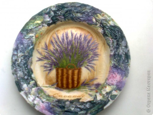 Декоративные тарелки фото 3
