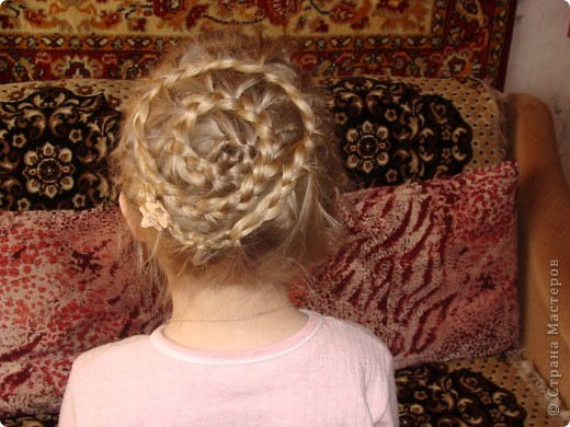 прически в садик для дочурки фото 4