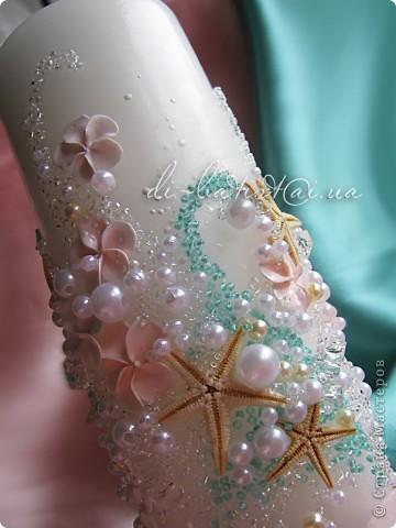 """Набор """"Мальдивы"""" для свадьбы в морском стиле фото 6"""