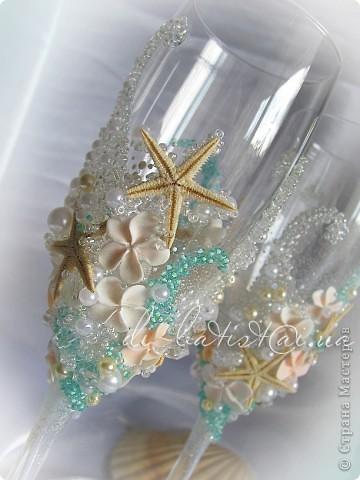 """Набор """"Мальдивы"""" для свадьбы в морском стиле фото 4"""